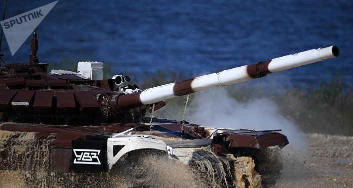 俄國防部稱將首次於「軍隊2017」論壇上展示晚間軍事設備作戰能力