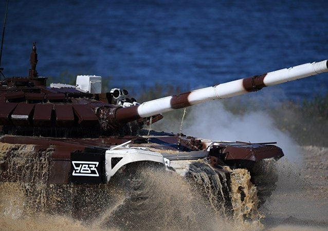 """俄国防部称将首次于""""军队2017""""论坛上展示晚间军事设备作战能力"""