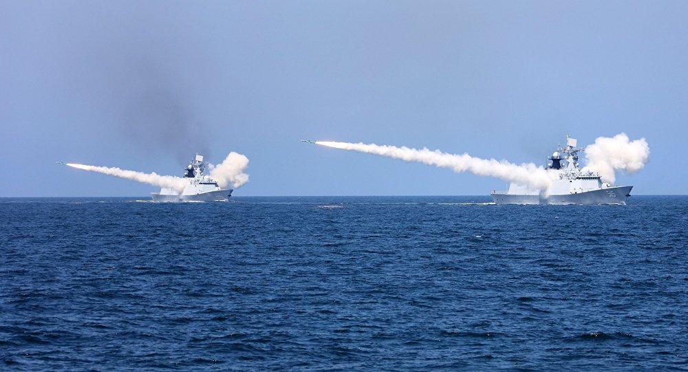 俄专家:中国接连军演以防朝鲜半岛各种不测