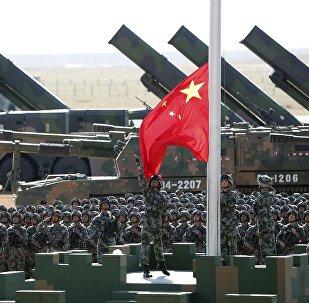 中国军事成就正赶超美国