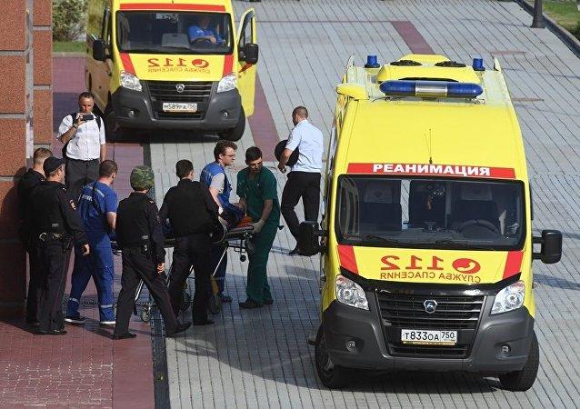 俄赤塔发生爆炸造成2人死亡 另发现一枚哑弹