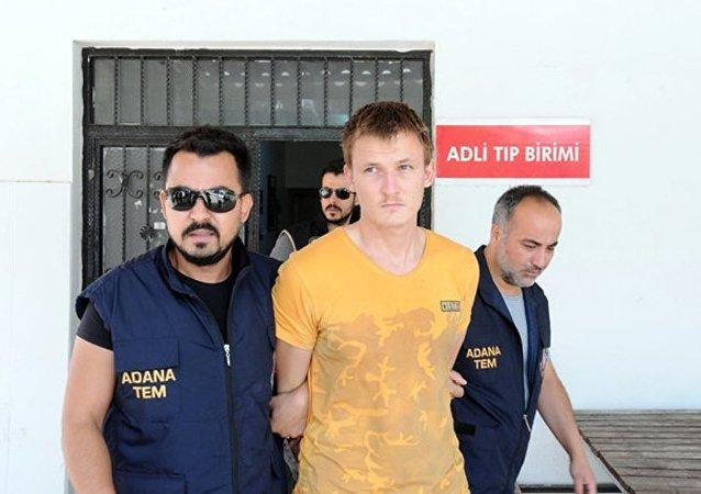 土耳其拘留的俄籍男子还曾策划对美高级军官实施恐袭