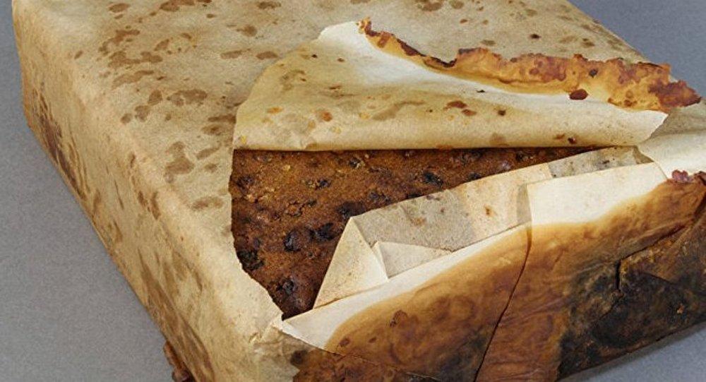 南极发现100年前水果蛋糕 竟然还能吃