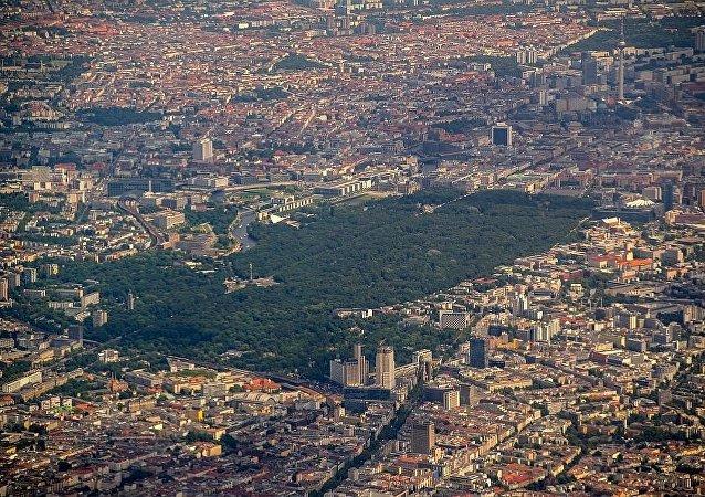 柏林大蒂尔加藤公园