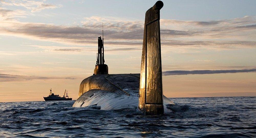 俄将于2019年开始为太平洋舰队再建两艘潜艇