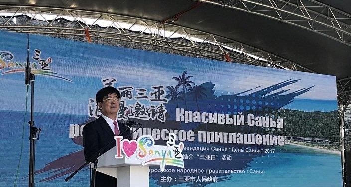 吴岩峻市长