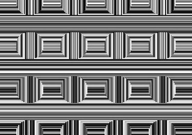 著名數學家的視覺錯覺驚爆互聯網