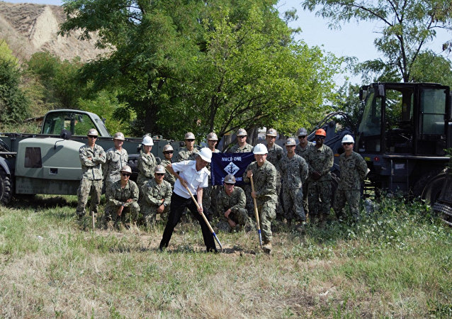 美国开始在乌克兰奥恰科夫海军基地建设海军行动中心