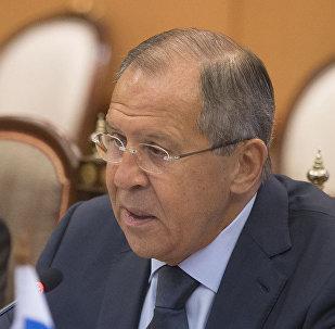 俄外長:聯合國在頓巴斯的維和行動有助於衝突各方脫離接觸