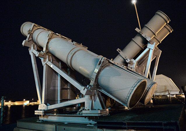 美国鱼叉反舰导弹