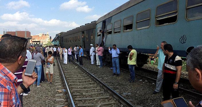 埃及火车相撞事件
