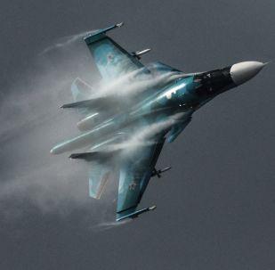 空軍日來臨之際的俄羅斯航空兵