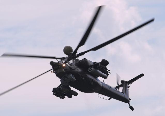 米-28NM武装直升机