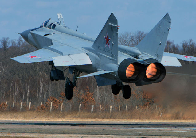 米格-31战机
