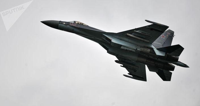 蘇-35戰機