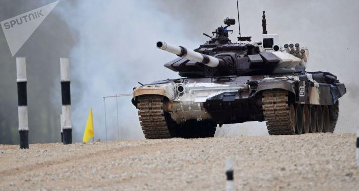 國際軍事比賽「蘇沃洛夫突擊」賽決賽正在中國舉行