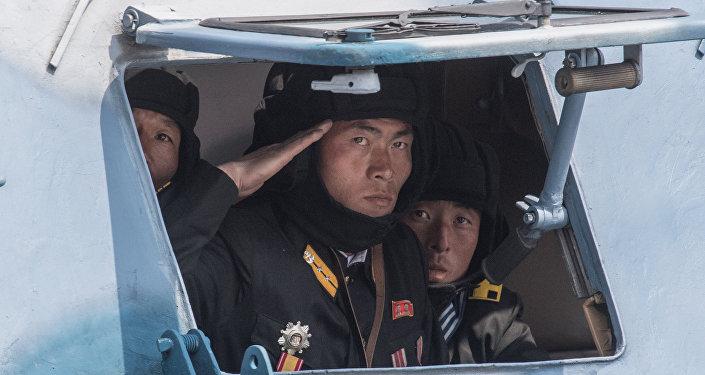 朝鮮三天內近350萬人報名參軍要求和美國作戰