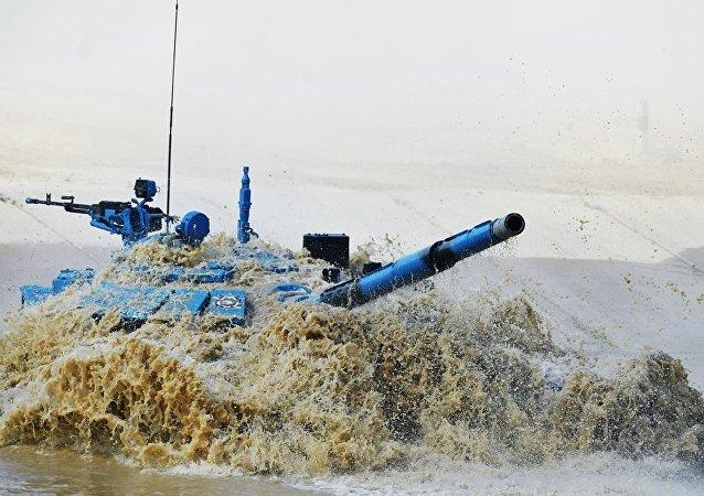 约200名武官和300名观察员将到访国际军事比赛闭幕式