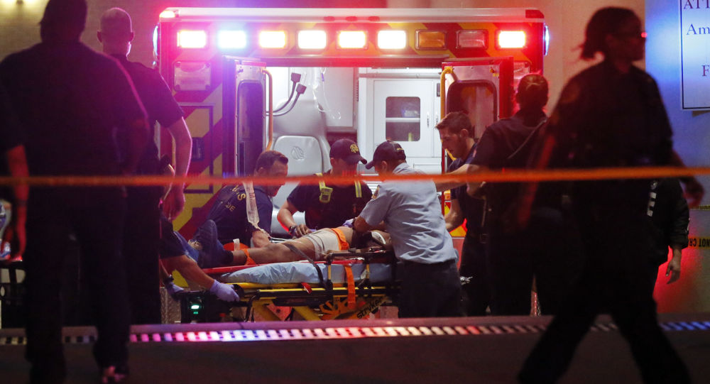 美国弗吉尼亚州暴力事件中5名伤者情况危急