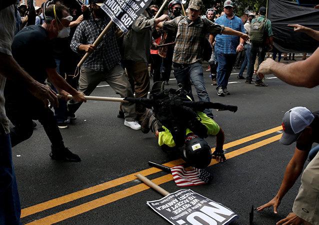 弗吉尼亚州的骚乱