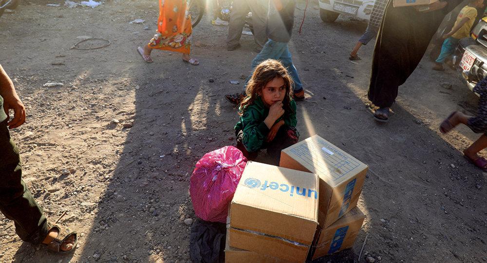 叙利亚冲突降级区对人道援助开放