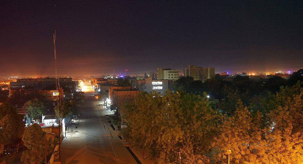 布基纳法索首都瓦加杜古