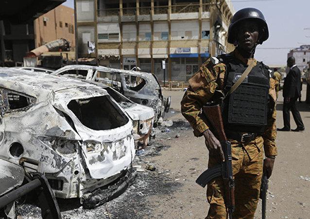 布基纳法索首都咖啡馆袭击者被消灭