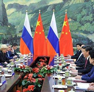 俄外长称中国外长将赴俄筹备习近平访俄事宜