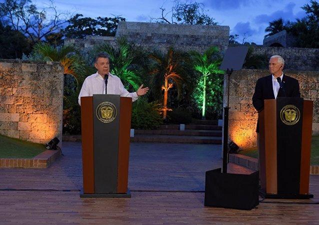 哥伦比亚总统