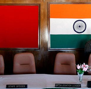 中方願與印方維護好邊境地區和平與安寧