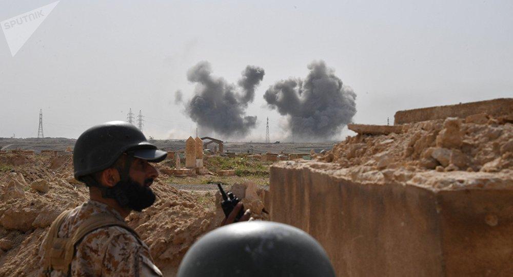 德法正尋求俄羅斯對敘利亞相關決議案的支持