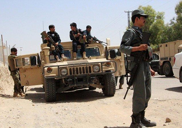 阿富汗情报部门抓获13名企图实施恐袭的伊斯兰国恐怖分子