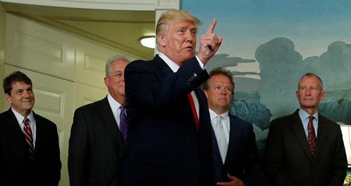 特朗普是否允许别人在朝鲜问题上把自己说成软蛋以及他为何不该在此事上威胁中国