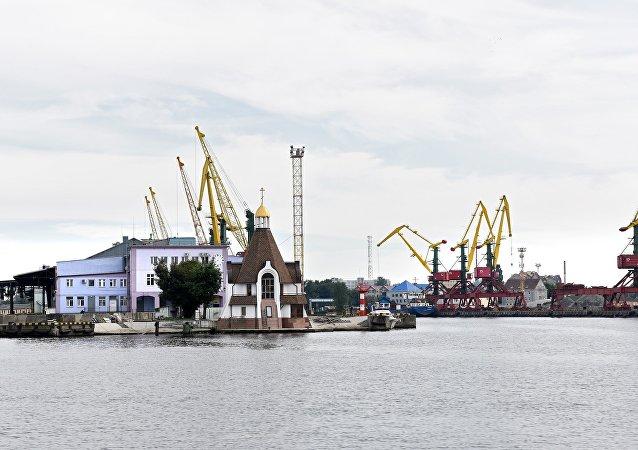 加里宁格勒海港