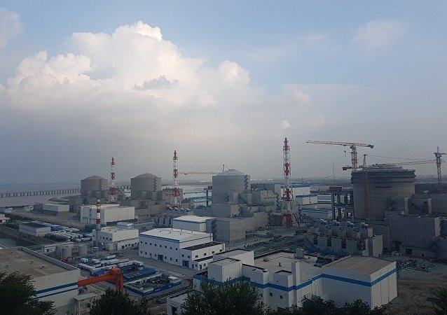 中国田湾核电站