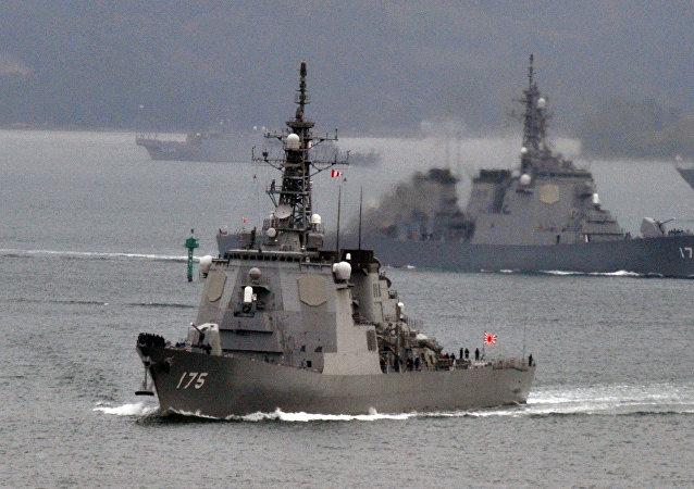 日本海军(资料图片)