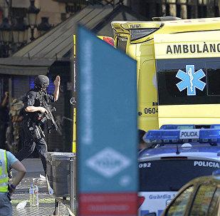 警方不知巴塞罗那恐怖分子身在何国