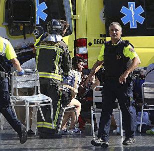 巴塞羅那 (2017年8月17日)