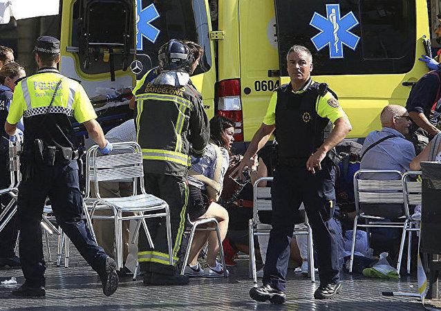 巴塞罗那 (2017年8月17日)