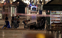 加泰羅尼亞警方:巴塞羅那駕車撞行人的襲擊行為由一人實施