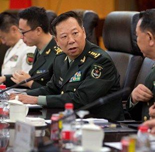 中共陆军司令李作成