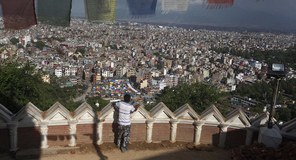 印度不想把尼泊尔市场让给中国