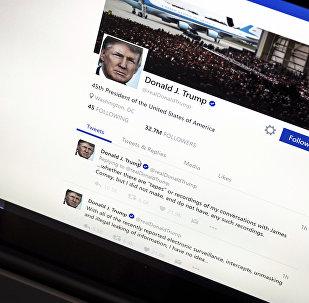 特朗普的Twitter帳戶價值約估20億美元