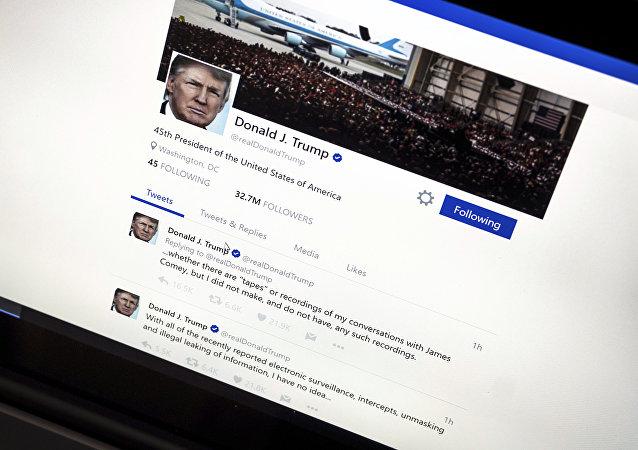 特朗普的Twitter帐户价值约估20亿美元