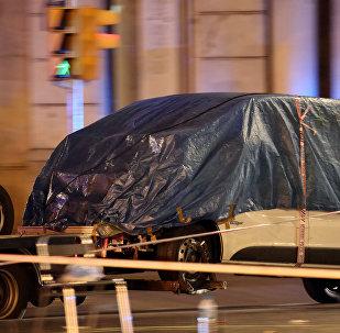 媒體:在加泰羅尼亞實施恐襲的恐怖分子曾計劃使用炸彈卡車發動襲擊