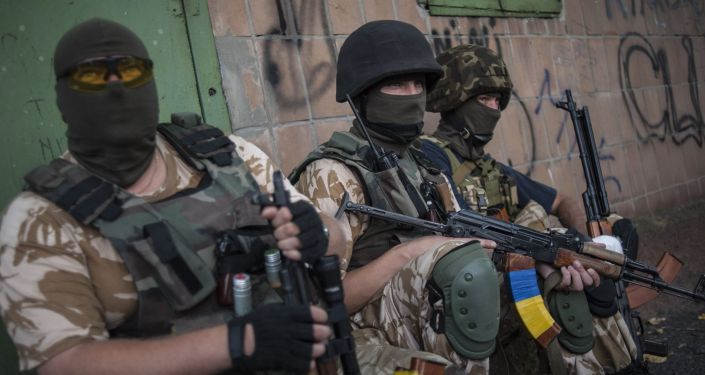 頓涅茨克人民共和國:烏軍一晝夜在頓巴斯破壞停火19次
