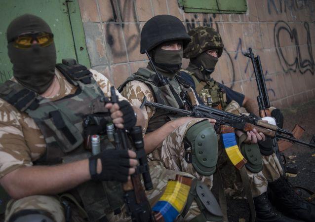烏克蘭武裝分子