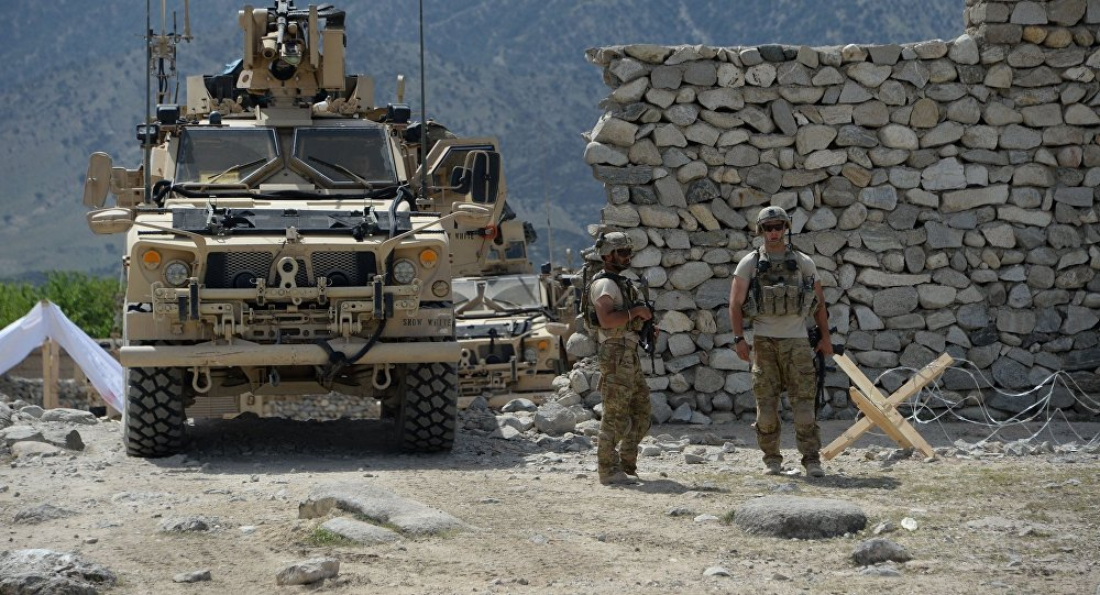 中国外交部:中方希望美国决策调整有利于阿富汗安全与稳定