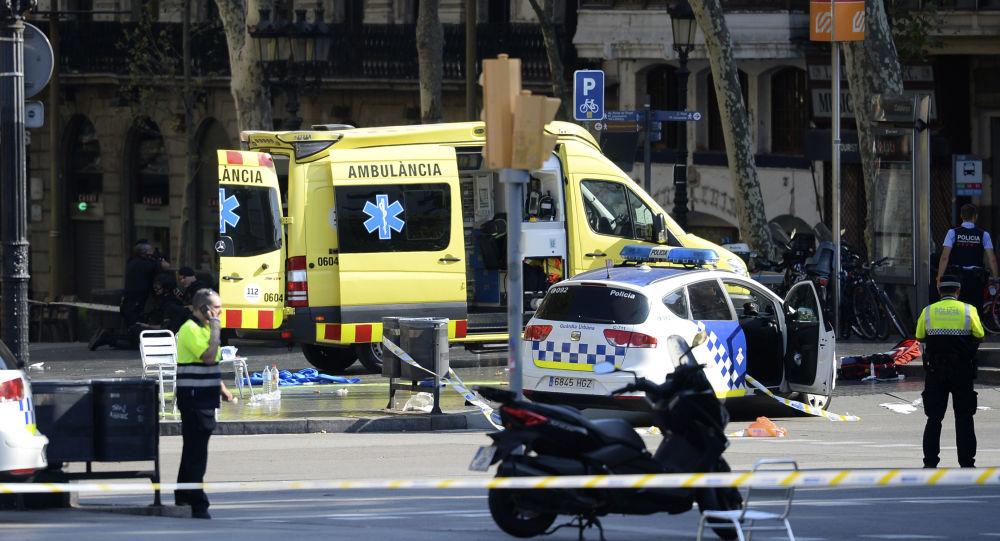 媒体:摩洛哥当局拘留2名西班牙恐袭涉案嫌疑人