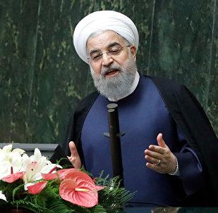 伊朗总统鲁哈尼